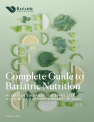 Complete Guide to Bariatric Nutrition