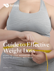 Guide to Effective Weight Loss